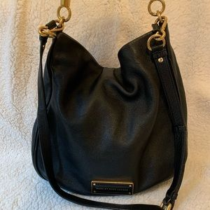Marc Jacobs Too Hot to Handle Black Hobo